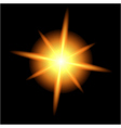 Shiny spark This file contains transparency vector image