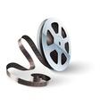 Movie cinematography video vector image