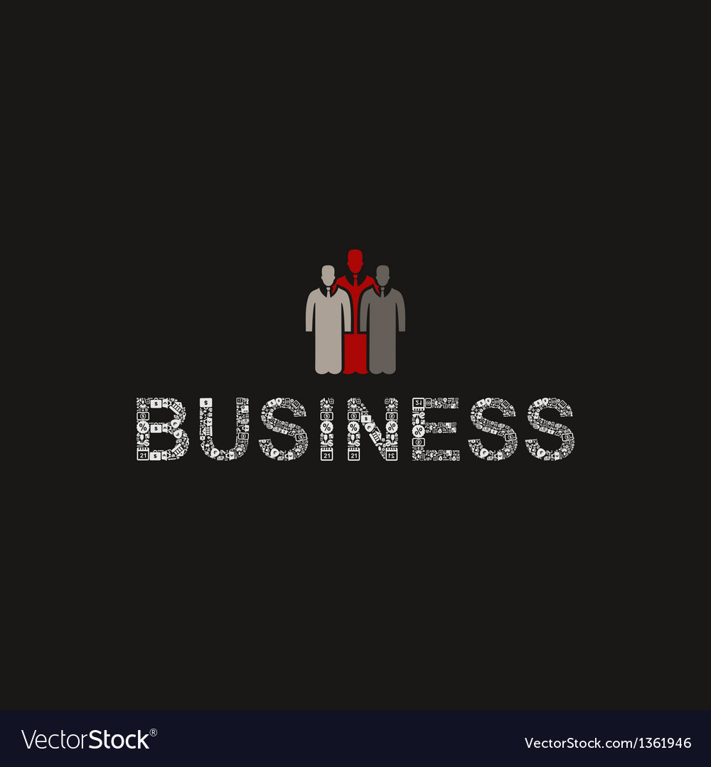 Business7 vector