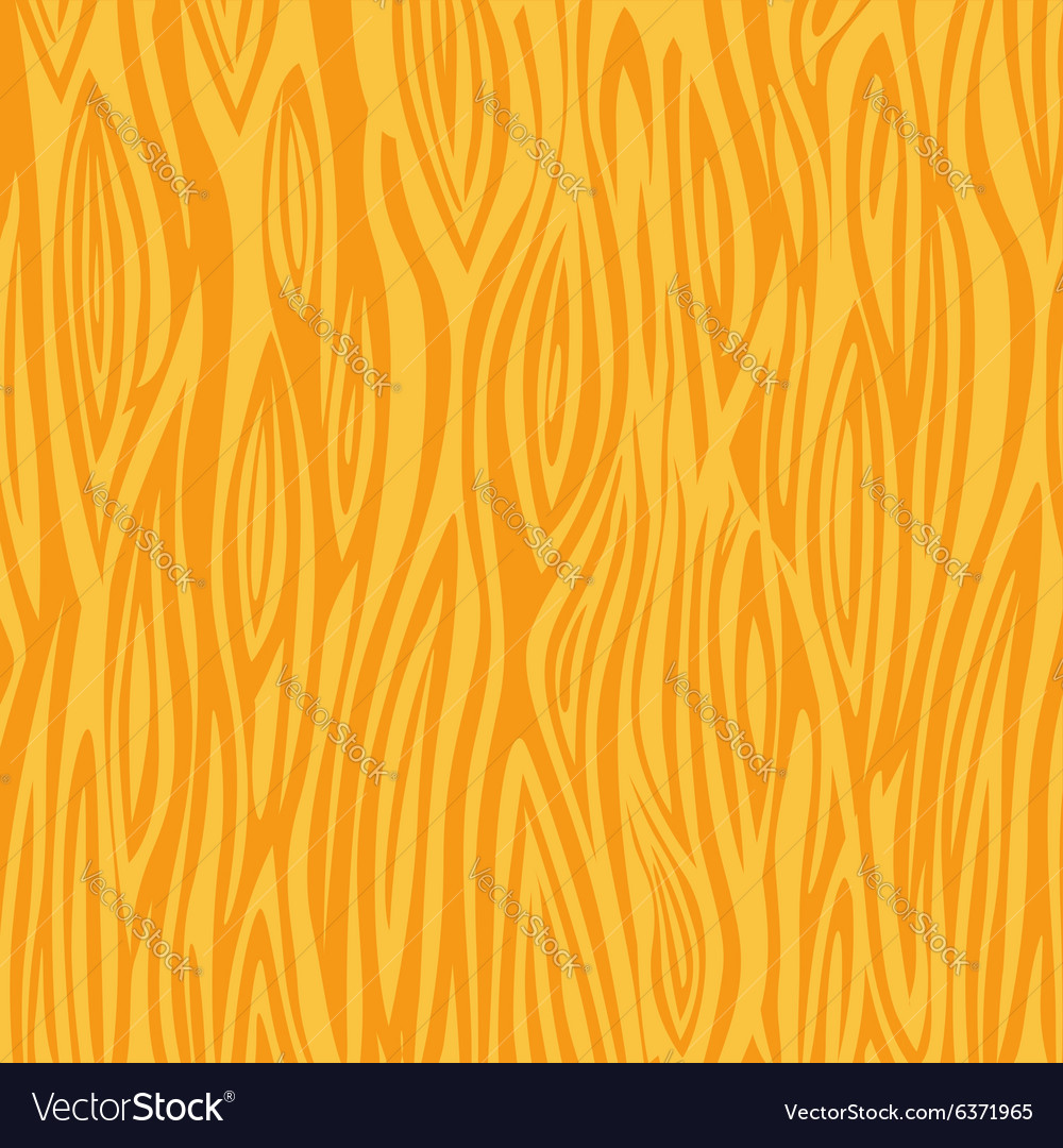 Wood texture background  light yellow vector