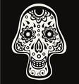 Skull2 vector image vector image