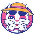 Beautifiul Cat vector image