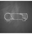 cinema projector icon vector image