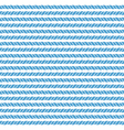 Ropes seamless pattern vector image vector image