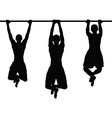 street workout - vector image