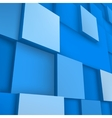3d cubes Abstract vector image