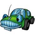 Green Car vector image vector image