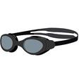 Swimming goggles vector image
