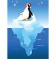 Cartoon penguins vector image vector image
