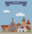Nuremberg vector image vector image