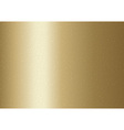 Gold Grainy Background vector image vector image