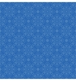 Seamless Texture on Blue Pattern Fill vector image