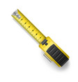 tape measure vector image vector image