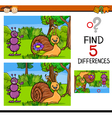 educational differences task vector image