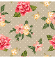 Seamless exotic pattern vector image