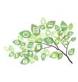 Technology Tree vector image