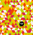 Mosaic Tiled Background vector image