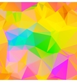 Seamless coloful pattern vector image