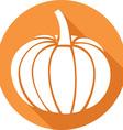 Pumpkin Icon vector image