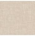 Brown Natural Linen vector image
