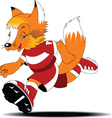 Animal Sports vector image