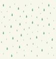 raindrop background vector image vector image