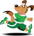Animal Sports vector image
