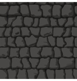 stones wall seamless texture vector image