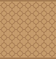 quatrefoil seamless pattern background in black vector image