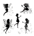 Forest Fairy set vector image vector image