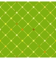 Seamless Simplistic Floral Pattern vector image