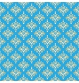 Damask Seamless Pattern Texture Elegant Luxury vector image