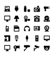 Electronics-and-Devices-1 vector image