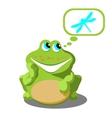 Frog 02 vector image