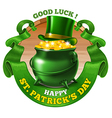 Saint Patricks Day vector image