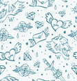 Tattoo pattern 2 vector image