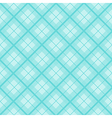Mint Tartan Diamond Background vector image