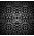 Black background vector image