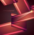 shiny stripes vector image
