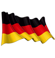 Germany National Flag vector image