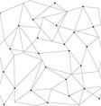 scandinavian geometric modern seamless pattern vector image
