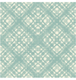 Repeating pattern with square details vector image vector image