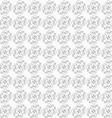 Slim gray diagonal spirals vector image
