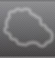 smoke frame vector image