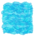 Texture of water vector image vector image
