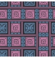 Hand Drawn Ethnic Seamless Pattern vector image