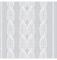 knit fabric vector image