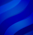 Blue abstract wave vector image