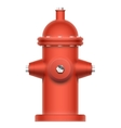 Fire hydrant vector image