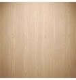 Light Wood Seamless Pattern Texture vector image vector image